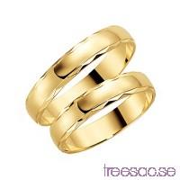Förlovningsring Schalins 6-4 18k guld                          MT75ozZIcL