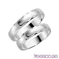 Förlovningsring Schalins 6-4 Silver                          QsH6tivzv4